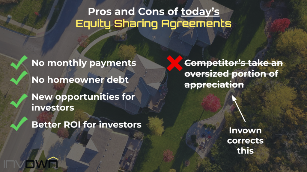 Pros and cons of equity agreements